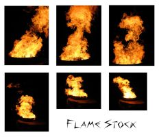 Flame Stock by Oddstuffs