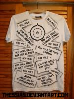 Ich Will T-shirt FOR SALE by thessias