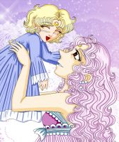 The Moon's blessing by elila