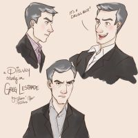 Disneylock - Greg Lestrade by lexieken