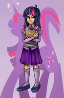 Twilight Sparkle by Miupoke