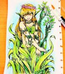 dryad finish by pelpin
