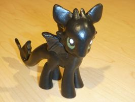 My Little Toothless by NinjaLizzard