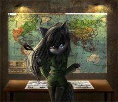 Baston by Alisthecat