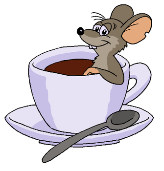 Coffee fellow  Clipart by MisterBug