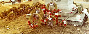 Cenotaph with Wreaths by 8i-Emmz-i8