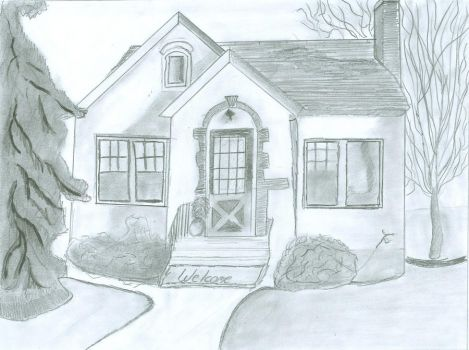 House by Hussam123