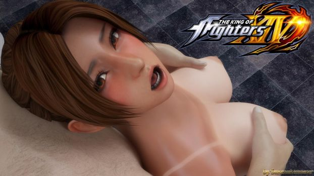 The King of Fighters XIV by dukenukemnever