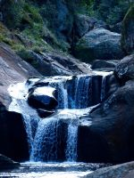 Macquarie Pass Waterfall by Squiddgee7734
