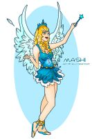 Roliana Commission - Mashi 1 by airlobster
