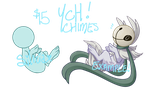 YCH -Chimes- 3/3 Slots Open by xXSiliciaXx