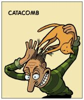 Catacomb by dunwich7
