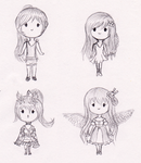 Experimental chibi Requests 1 by Yumichan216