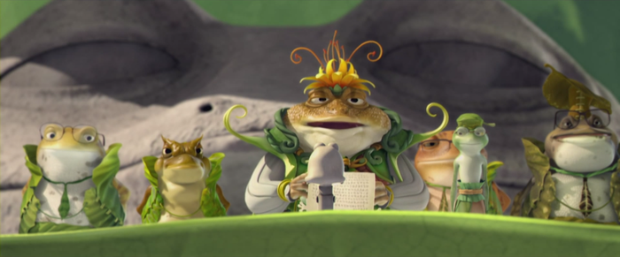 The King (Frog Kingdom) by BaxterKangaroo