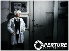 Portal : Aperture Science 1978 by beethy