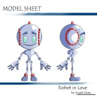 Robo Model Sheet by ChessArt