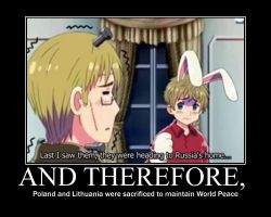 Hetalia Motivational Poster by HunderdPerHetalian