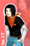 Android 17 by koopazzu