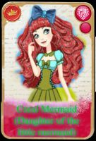 Ever After High: Coral Mermaid by KariaHearts56789