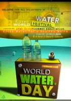 World Water Day Poster by pegasus97