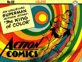 Action Comics 89 by Superman8193