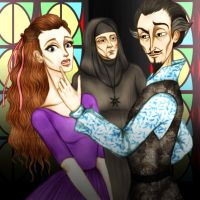 Game of Thrones - Sansa III. by Hed-ush