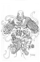 Carnage, Venom and Toxin OH MY by tillman54