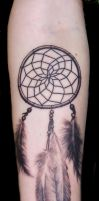 dreamcatcher by laplastique