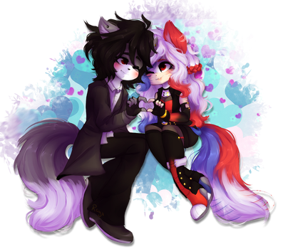 .:Art Trade:. ExoSecretRoom by adventurepainter18