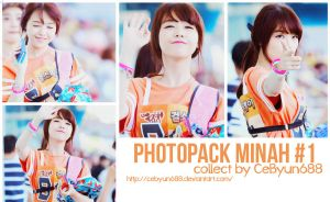 PHOTOPACK MINAH #1 by CeByun688