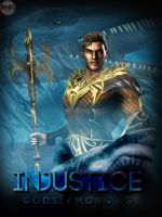 INjustice AquaMan by NHKkyo