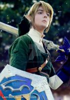 Link - Legend of Zelda: Twilight Princess by Laovaan