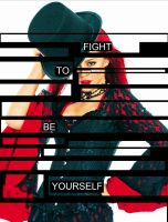 Fight to Be Yourself by Guiding-Light-HM