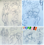 Souyo Complete Dump Weakly Put Together by ArtisticMii