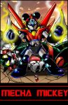 Mecha Mikey Victorious by BigRob1031