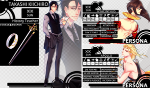 MM: Takashi Kiichiro by cherubchan