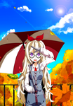 AT: sun after the rain by fuumika