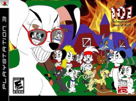Axis of Evil for PlayStation 3 by Trey-Vore