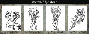 Character Meme - Ages Atsui by KairaA-TheCat