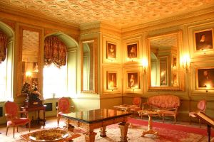 Warwick Castle Interior 4 by FoxStox