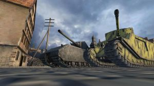 The Mighty Maus and The Mighty TOG... by XLegion-716X