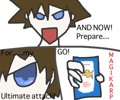 Sora's Ultimate Attack by eoteflickr