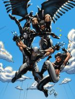 X-Force COLORED Daytime by LucasAckerman