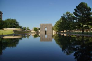 Oklahoma City Memorial 6 by bowtiephotography