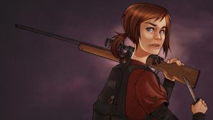 TNS: The Last of Us by ElizabethBeals