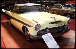 1956 DeSoto Fireflite Conv. by compaan-art