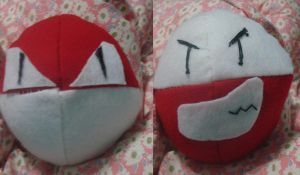 Voltorb and Electrode by LazySensei
