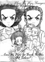 Reality Is... by The-Boondocks-Crew