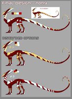 Tony Redesign - HELP NEEDED (vote ended - chosen) by Shenrai