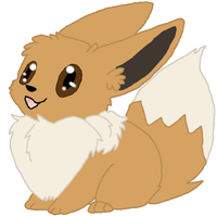 RtD- Destiny the Eevee by Moss-Stone